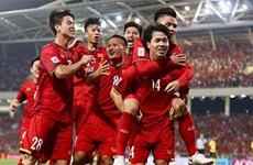 Vietnam still lead Southeast Asia's football rankings