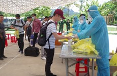 COVID-19: Vietnam enters 93rd consecutive day without community infection