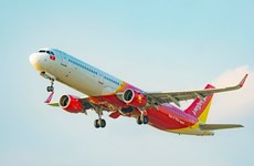 Vietjet continues to conduct flights to bring Vietnamese citizens home