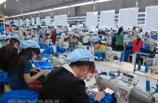 Garment firm expects revenue drop as partner's parent goes bankrupt