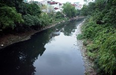 Many rivers in northern provinces still polluted
