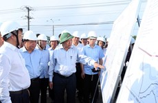 PM demands faster disbursement of public funds for Long Thanh Airport