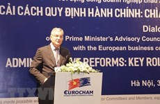 European firms more positive about Vietnam's business climate