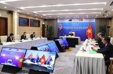 Vietnam, New Zealand issue Joint Statement on Strategic Partnership