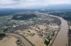 ASEAN FMs issue statement on recent floods and landslides in Japan