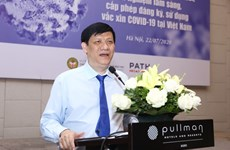 Vietnam accelerates research, production of vaccine against COVID-19