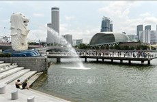 Singapore's financial district vulnerable to rising sea levels: CBRE