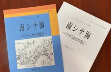 Book on Vietnam's sea, island sovereignty released in Japan