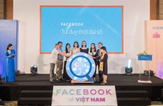 "Facebook launches ""We Think Digital"" programme for Vietnamese youths"