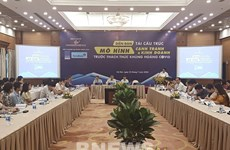 Forum talks business restructuring for post-COVID-19 recovery