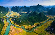Non Nuoc Cao Bang listed in world's 50 best views by US newswire