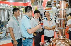 HCM City set to host Vietfood and Beverage - ProPack 2020