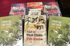 Wartime diaries' authors, characters gather in Hanoi