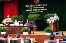 NA leader asks Hai Duong to support those affected by COVID-19
