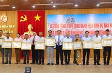 "Quang Tri awards ""Heroic Vietnamese Mother"" title to 84 women"