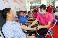 Thai Nguyen launches blood donation drive