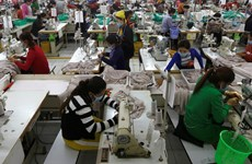 Cambodia surveys garment workers' lives