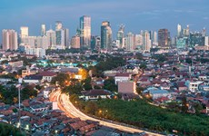 Slow recovery projected for Indonesia' economy