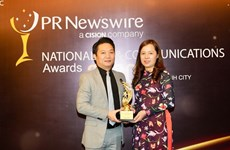 Vietjet recognised as most inspiring Vietnamese brand worldwide