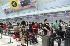 Over 340 Vietnamese citizens flown home from Canada