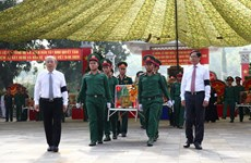 Tay Ninh holds memorial services for 149 volunteer martyrs