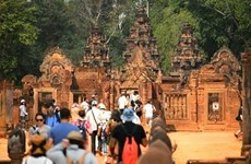 France provides 1.7 mln USD for tourism recovery in Cambodia