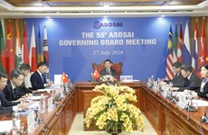 Vietnam proposes audit on water resources in Mekong River basin