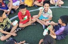 Hanoi works hard to ensure proper nutrition for children