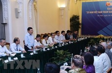Vietnam to play greater role in ASEAN: Deputy PM