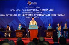 Deputy PM: Joining ASEAN marks strategic decision of Vietnam