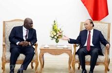 Prime Minister urges Vietnam, Nigeria to promote economic, trade ties