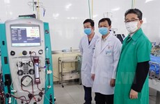 JICA provides COVID-19 treatment equipment for Cho Ray Hospital