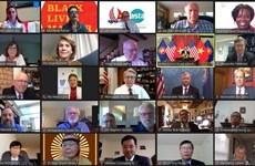Virtual ceremony marks 25 years of Vietnam-US ties