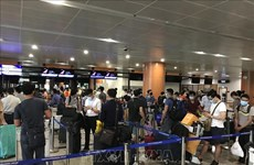 Nearly 240 Vietnamese nationals repatriated from Myanmar