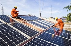 Mekong Delta province embraces rooftop solar