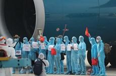 37-hour flight bringing Vietnamese citizens home from Equatorial Guinea
