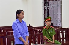 Cambodian cross-border drug trafficker gets death sentence