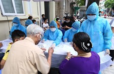 Vietnam confirms four new COVID-19 cases, bringing tally to 590