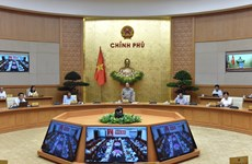 PM chairs online meeting on COVID-19 response