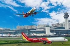 Vietjet reports loss of over 2.1 trillion VND for H1