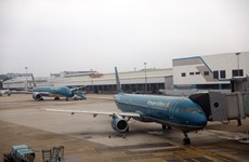 Vietnam Airlines applying stricter pandemic prevention measures: official