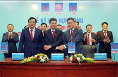 PetroVietnam subsidiaries ink deal on projects