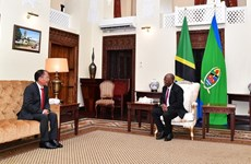 Vietnam wishes to enhance cooperation with Tanzania