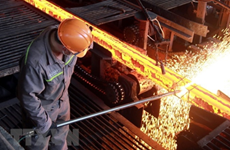 Hoa Phat steel sales surge in July