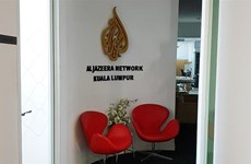 Malaysian police raid Al Jazeera's office