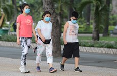 HCM City fines people for not wearing face masks in public from Aug. 5