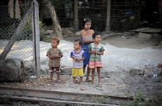 Myanmar provides aid for street children during COVID-19 pandemic