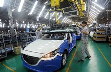Policies encourage firms to assemble cars in Vietnam