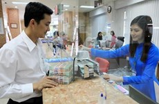 Reference exchange rate down 5 VND on August 6