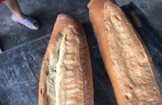 3-kg bread in An Giang among world's weirdest foods